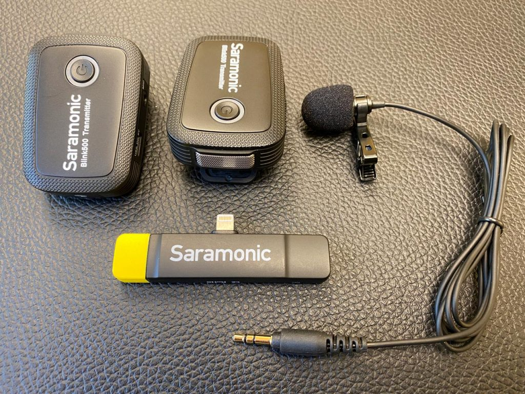 Saramonic Blink500 Wireless Mic