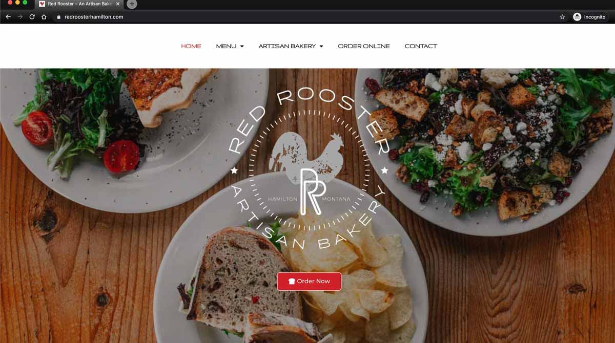 red-rooster-website