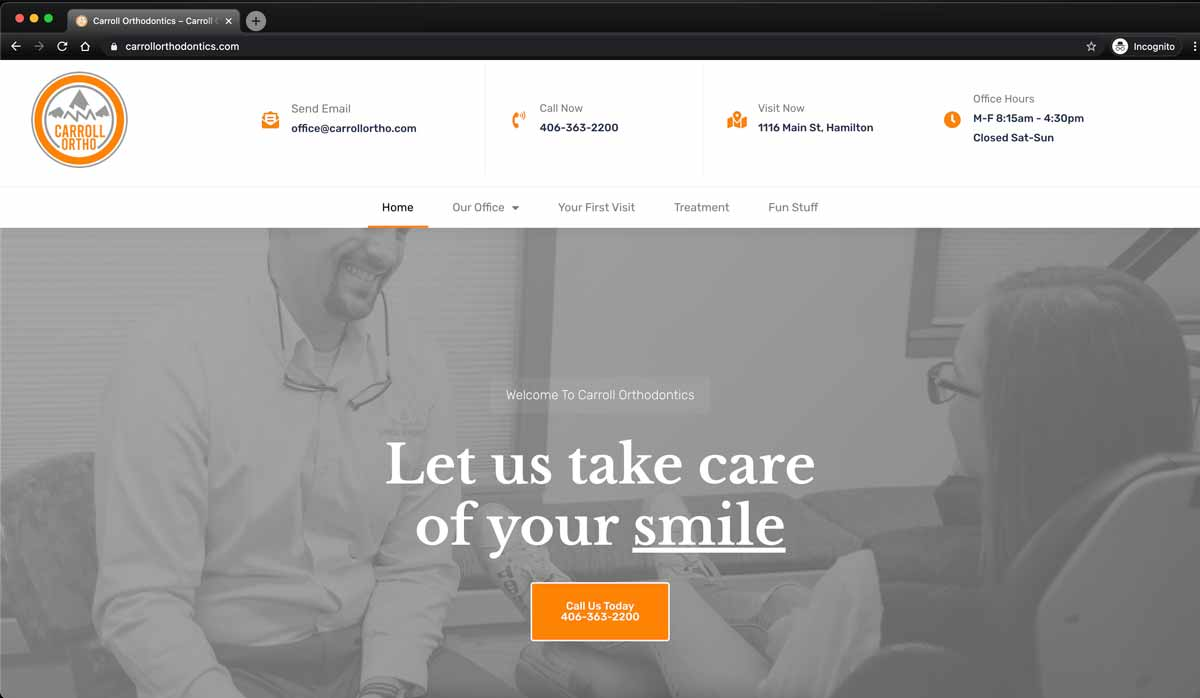 Website-Carroll-Orthodontics